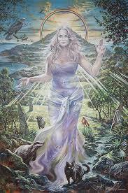 Gudinde Transfiguration Meditation