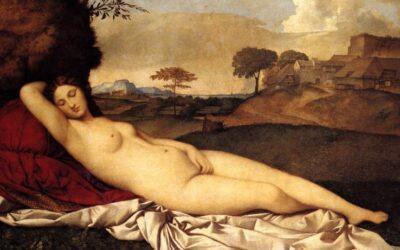 Afrodites hellige feminine kunstform